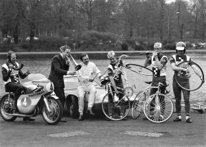 Orchestra à vélo (1969)