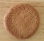 ginger nut biscuit
