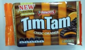 tim tam orange pack