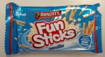 Vanilla Fun Sticks Pack