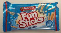 Vanilla Fun Sticks Pack
