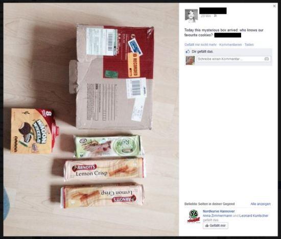 facebook arnotts world