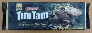 espresso martini tim tam packet