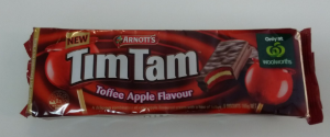 tim tam toffee apple pack