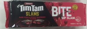 tim tam slam cherry biscuit